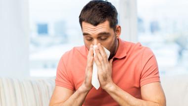 Проф. д-р Валентин Стоянов: Зачестяват случаите на алергични риносинуити