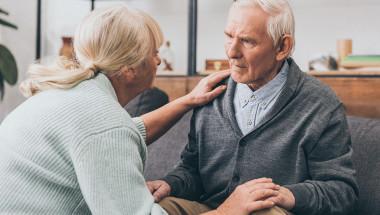 Не спорете с човек с деменция