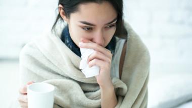 Да се справим с настинката за 24 часа