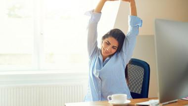 Ежедневен комплекс за снемане на напрежението в мускулите