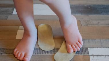 Ортопедичните обувки не са подходящи за деца под 8 г.