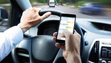Три пъти повече пострадали от мобилни телефони за 10 г.