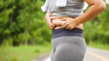 Метод за бързо премахване на мазнините по корема
