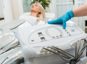 Полк. доц. д-р Любина Веселинова, д.м.: Във ВМА прилагаме една от най-модерните системи  за пресотерапия