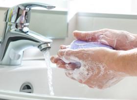 Ето как правилно да мием ръцете си