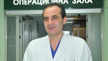 Доц. д-р Пламен Иванов: Хернията се лекува само с операция