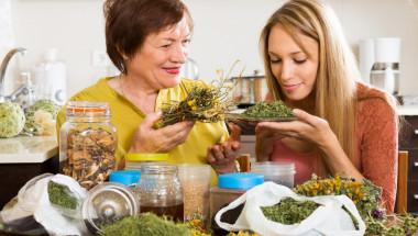 Билкови рецепти за щитовидната жлеза