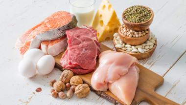 Нуждаем се от 200 грама протеинови храни дневно