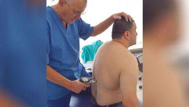 Д-р Захари Михайлов: Модерен апарат диагностицира проблемите в прешлените на гръбнака