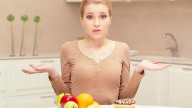 Храненето е минно поле на объркване