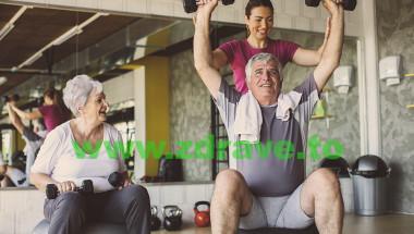 Спортуването е полезно, но в зряла възраст трябва да е разумно