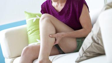 Болката в прасеца при ходене - признак на инфаркт при жените