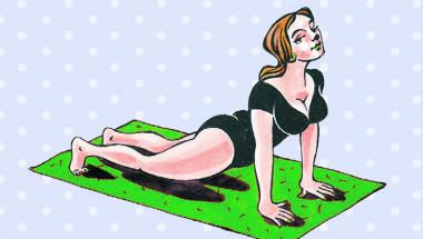 За мързеливите: За да спре да боли гърбът, направете тези 6 прости упражнения СНИМКИ