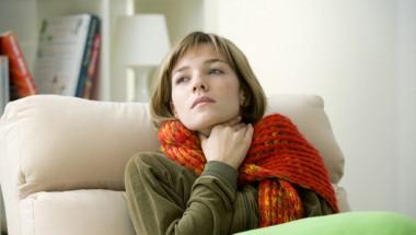 Нетипични симптоми на рак на щитовидната жлеза