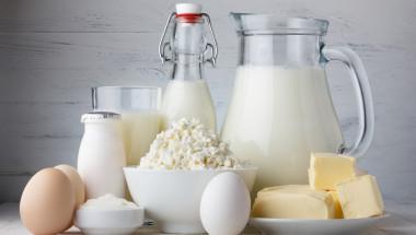 Млечните продукти са много полезни при остеохондроза