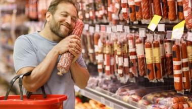 Мъжете да не прекаляват с месото - то няма да увеличи потентността им