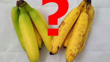 """Как да разбера, че бананите са натъпкани с """"химия""""?"""