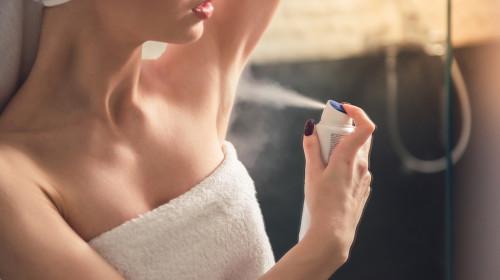 Козметика срещу потене може да предизвика рак на гърдата