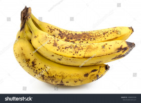 Презрелите банани са полезни