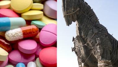 """Хитри учени изработиха """"троянския кон"""" сред лекарствата"""
