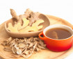 Загряващ чай при настинки или грип