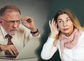 Как да забавим възрастовите промени в паметта, зрението и слуха?