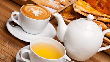 Какво е по-полезно - чаят или кафето?