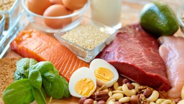 Високопротеиновата диета е полезна за отслабване