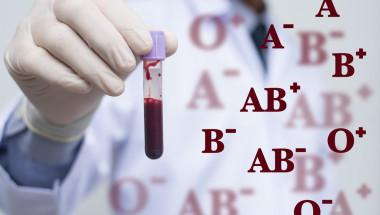 Хората с нулева кръвна група пълнеят по-лесно