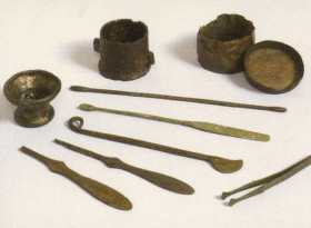Прабългарите са били много добри хирурзи
