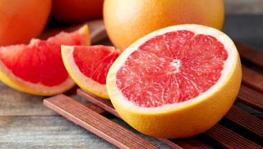 Грейпфрутът подобрява работата на сърцето