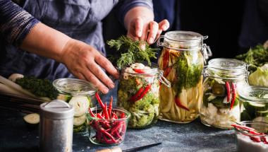 Три чудодейни ферментирали храни