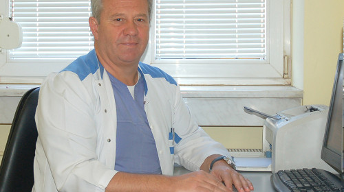 Доц. д-р Марин Георгиев: Нов апарат открива рано рака на простатата