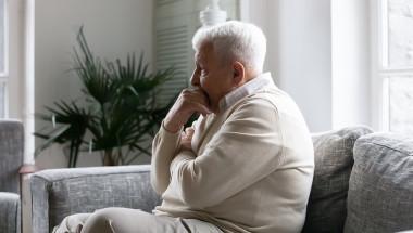 Депресията не е нормална част от стареенето
