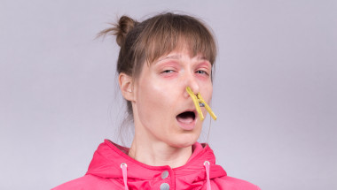 Носът се запушва и без хрема