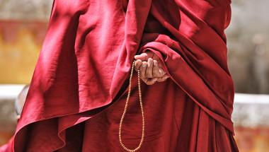 Сутрешната гимнастика на тибетските лами