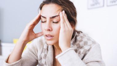 Жените по-често страдат от главоболие