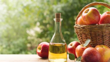 Ябълковият оцет е полезен за черния дроб