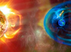Силни магнитни бури връхлитат Земята до дни