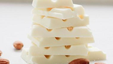 Как да отслабнем с бял шоколад