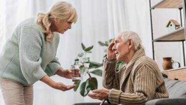Обезводняването при възрастните води до когнитивни нарушения