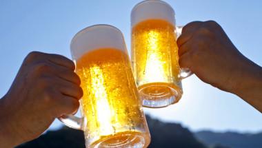 Редовната консумация на бира вреди на черния дроб