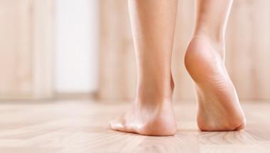 6 упражнения за укрепване на мускулите на стъпалото