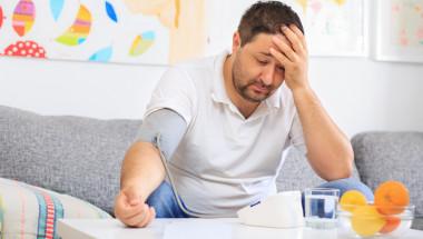 Безсмислено е да мерите кръвното по време на стрес