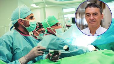 Проф. д-р Иво Петров: Имплантираме аортна клапа дори без малък разрез